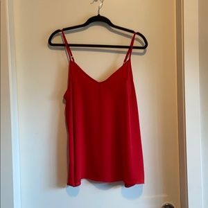 3/$25 - Forever 21 Red Tank